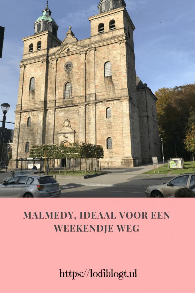 Malmedy, ideaal voor een weekendje weg