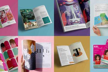 Mamaleest - een nieuw magazine voor moeders