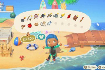 Animal Crossing New Horizons: zomer pret met de nieuwste update!