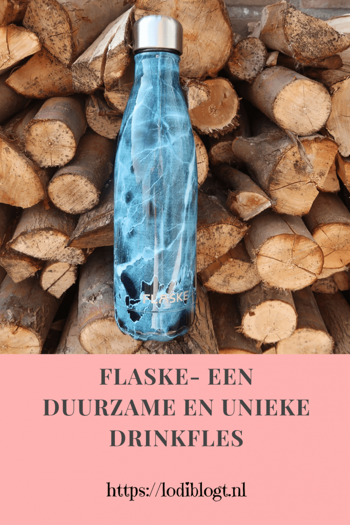 FLASKE- een duurzame en unieke drinkfles #tips