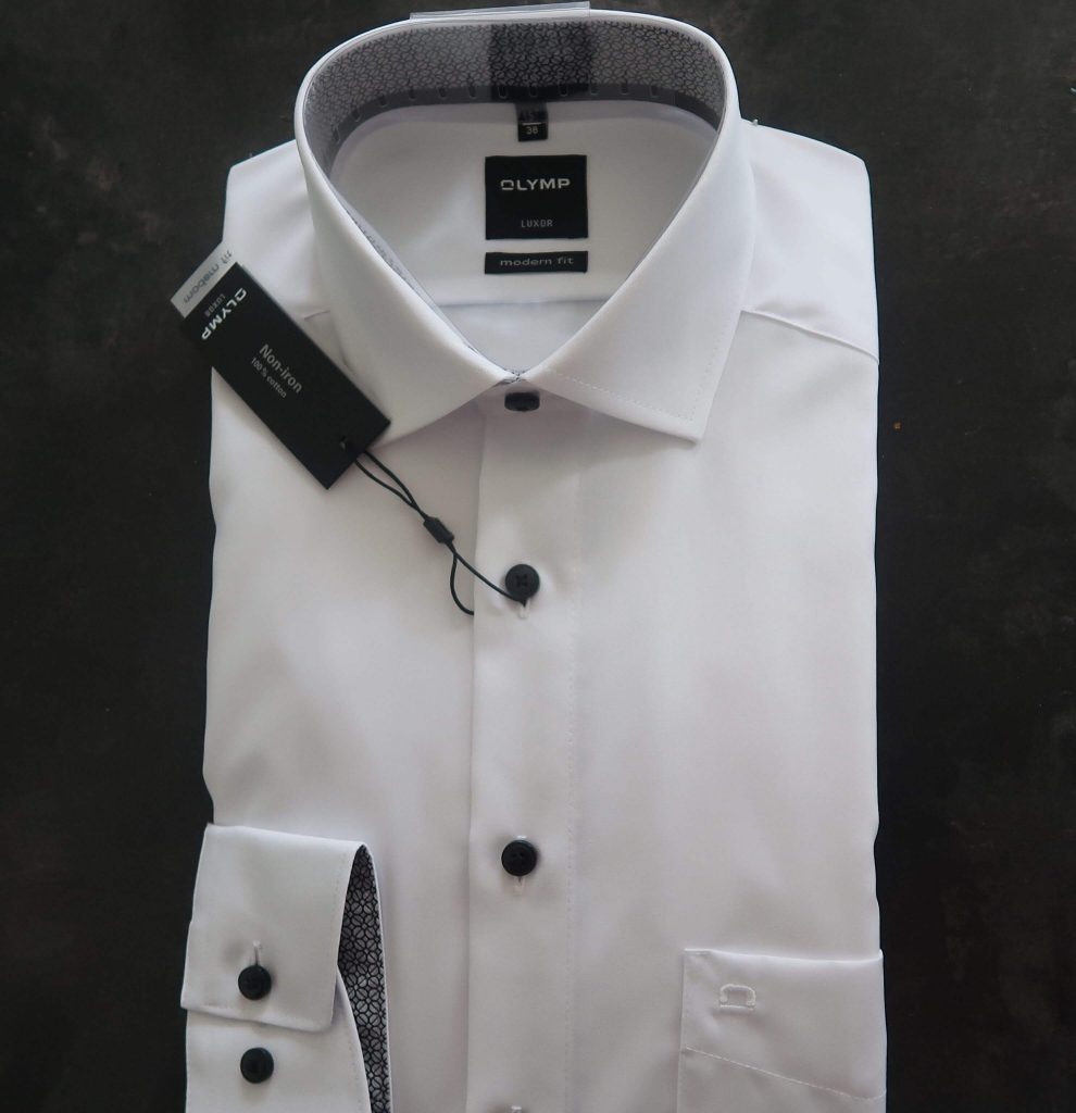 Waar koop je een overhemd van goede kwaliteit?