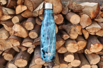FLASKE- een duurzame en unieke drinkfles
