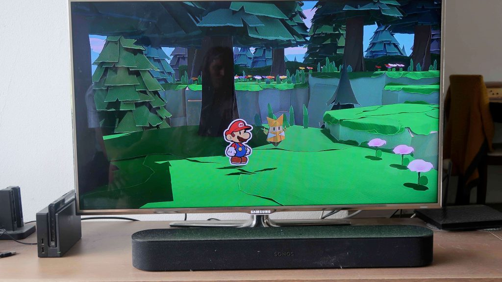 Paper Mario: The Origami King- Nintendo switch