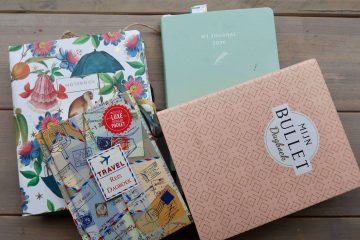 Travel journal: Hoe hou je een reisdagboek bij op vakantie?