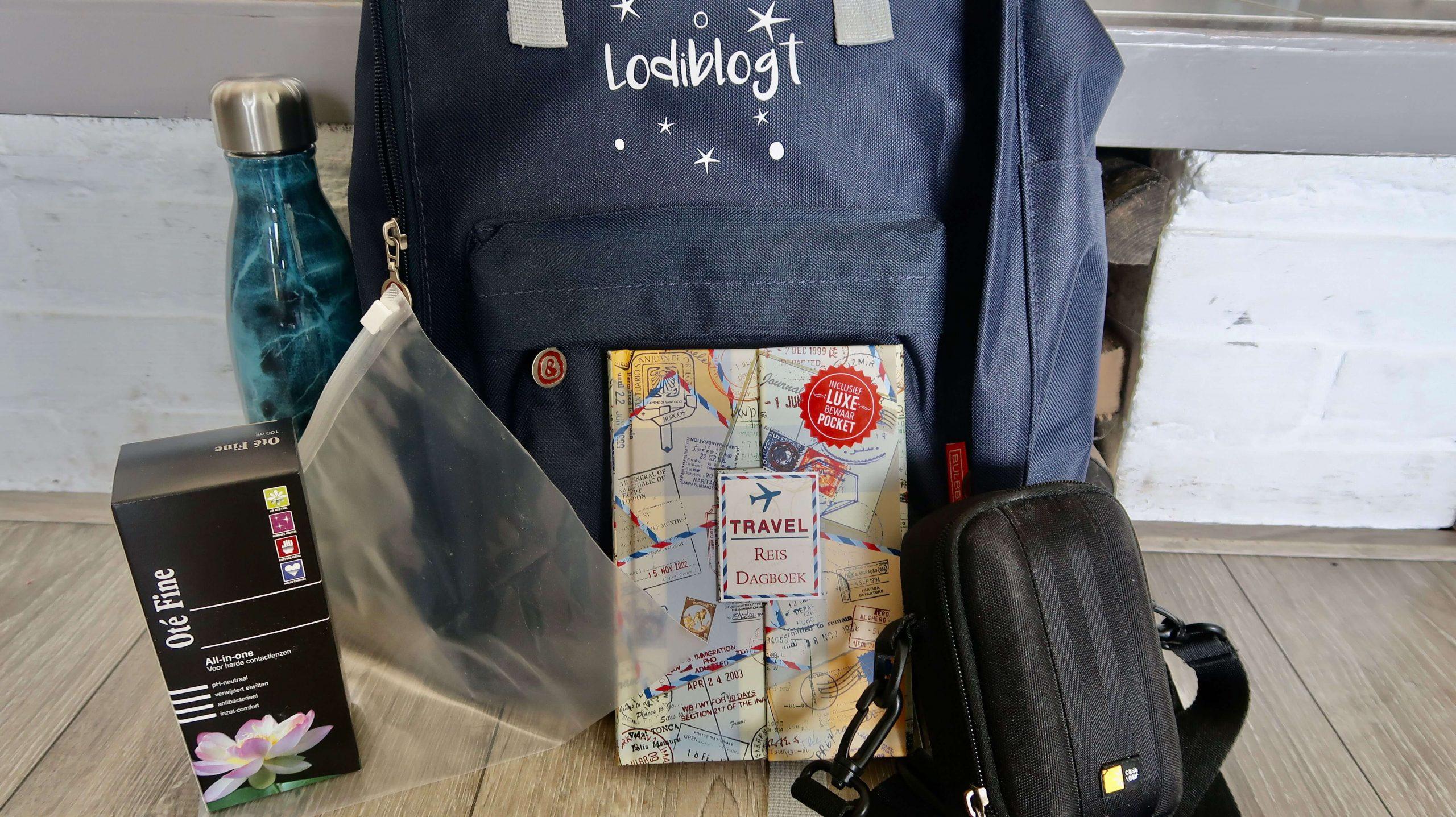 Wat mag je allemaal mee nemen in je handbagage?