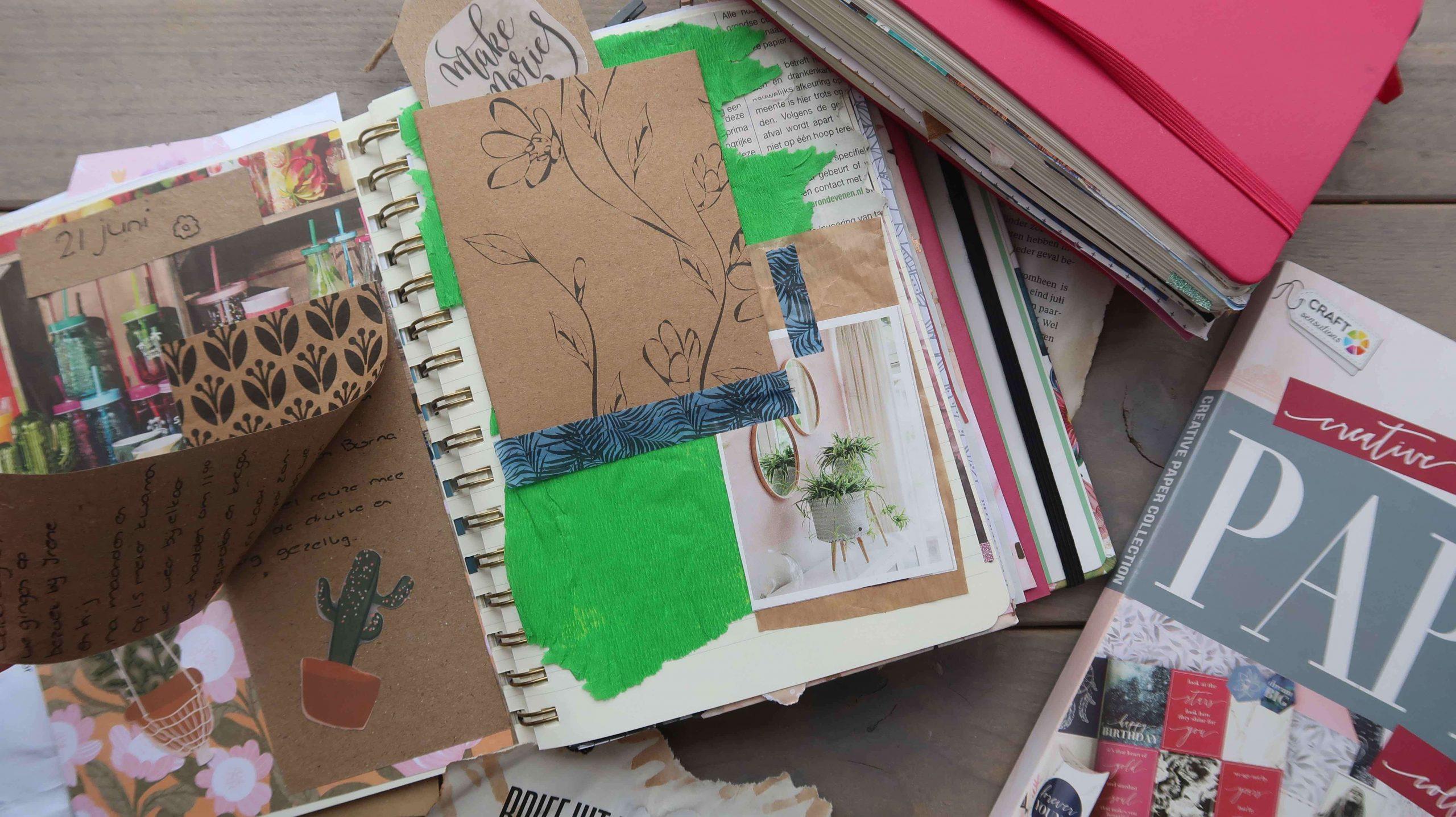 Een Journal, wat is het en wat kan je er mee?