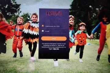 Kinderfeestje- vier het thuis met escape room online van Festiviti