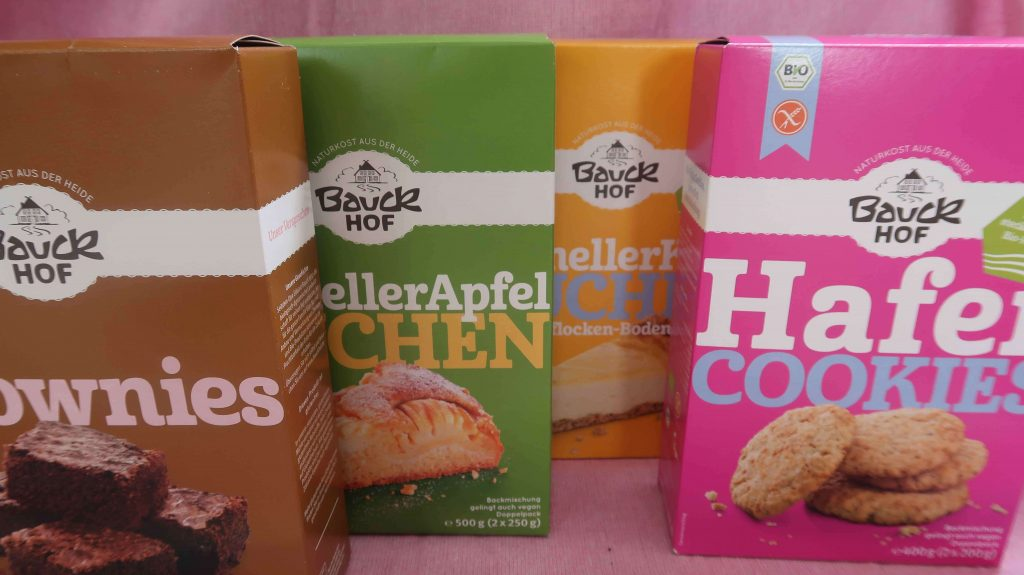 Real Flavors: Biologische producten en glutenvrije bakmixen