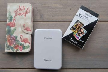 Canon Zoemini mobiele fotoprinter