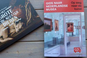 De gids naar Nederlandse Musea en het grote oude meester dieren boek