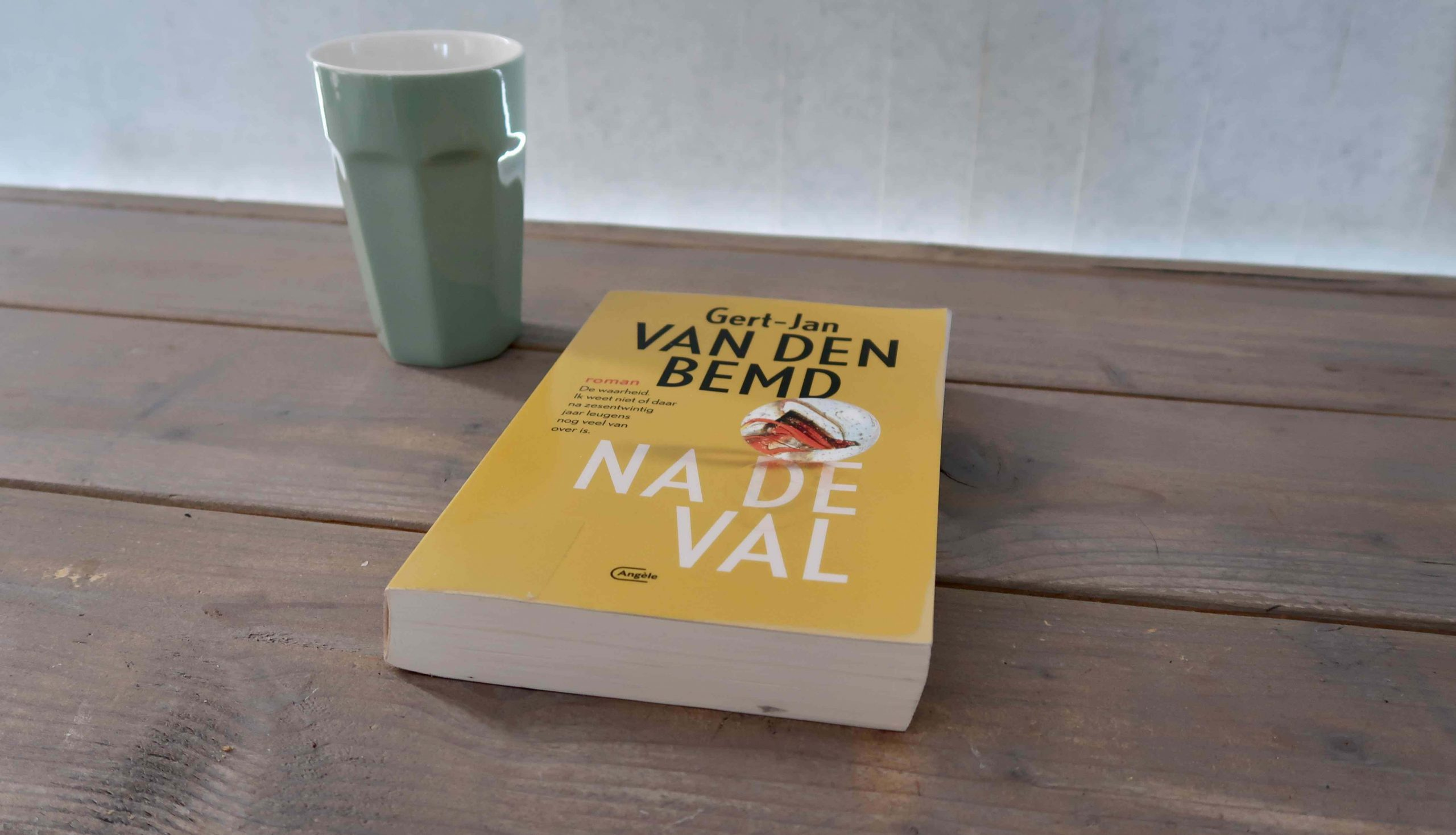 Lees tip: 'na de val' Gert-Jan van den Bemd