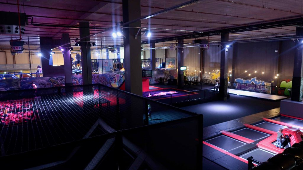 Play-in Utrecht: spelen, klimmen en jumpen