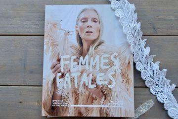 Femme Fatales- sterke vrouwen in de mode #boekrecensie