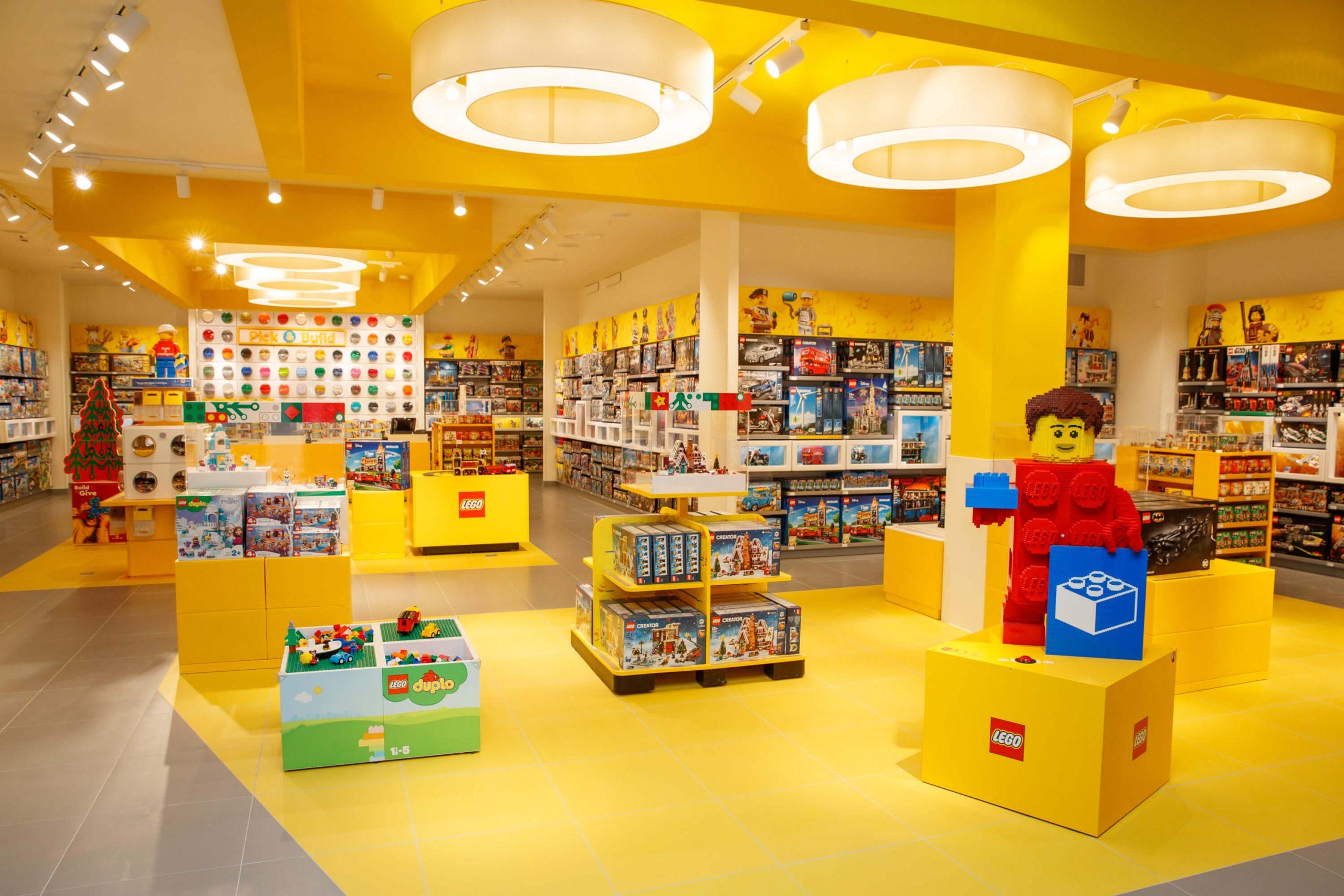 LEGO Store Leidschendam opening voorjaar 2021