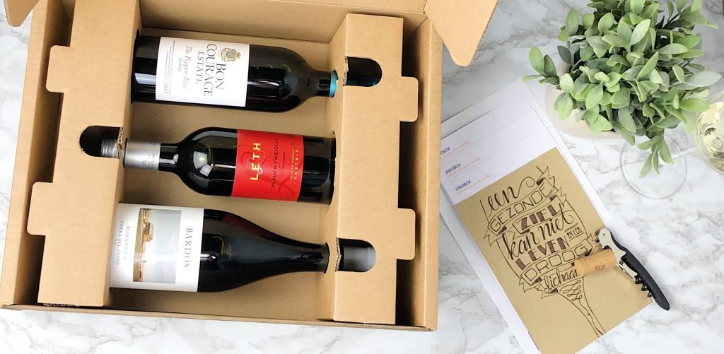 Vinobox- hét online wijnadres voor liefhebbers