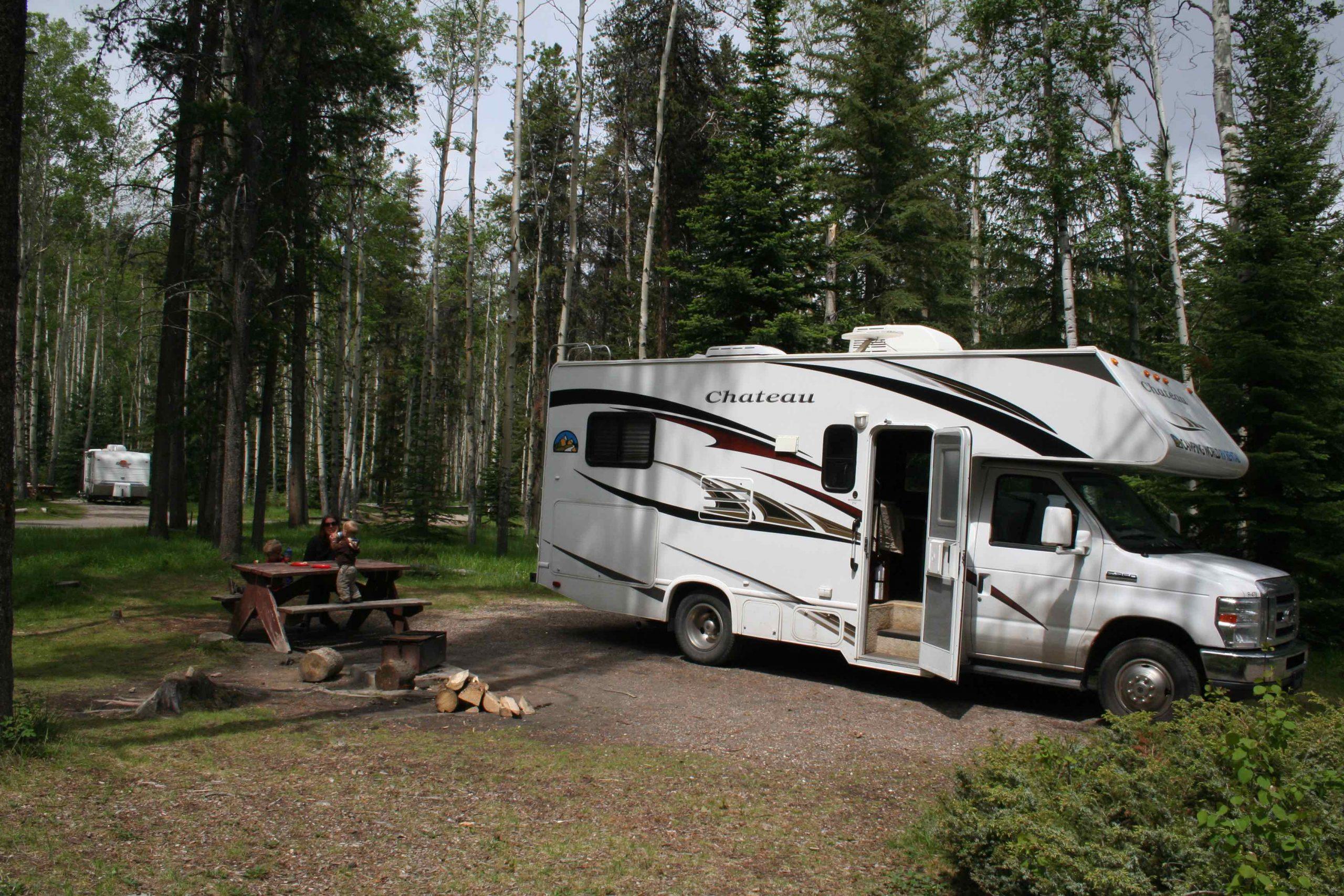 De 5 leukste plekken voor een campervakantie