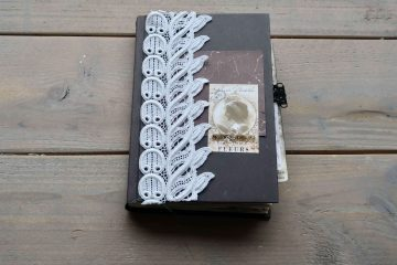 Een Altered Book Junk Journal maken
