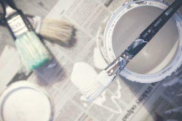 Houtwerk buiten schilderen- stappenplan