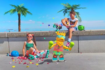 LEGO VIDIYO- uniek samenspel tussen muziek en LEGO stenen