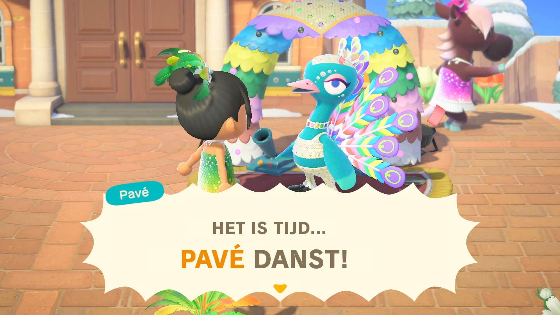 Vier Carnaval met de gratis update voor Animal Crossing: New Horizons