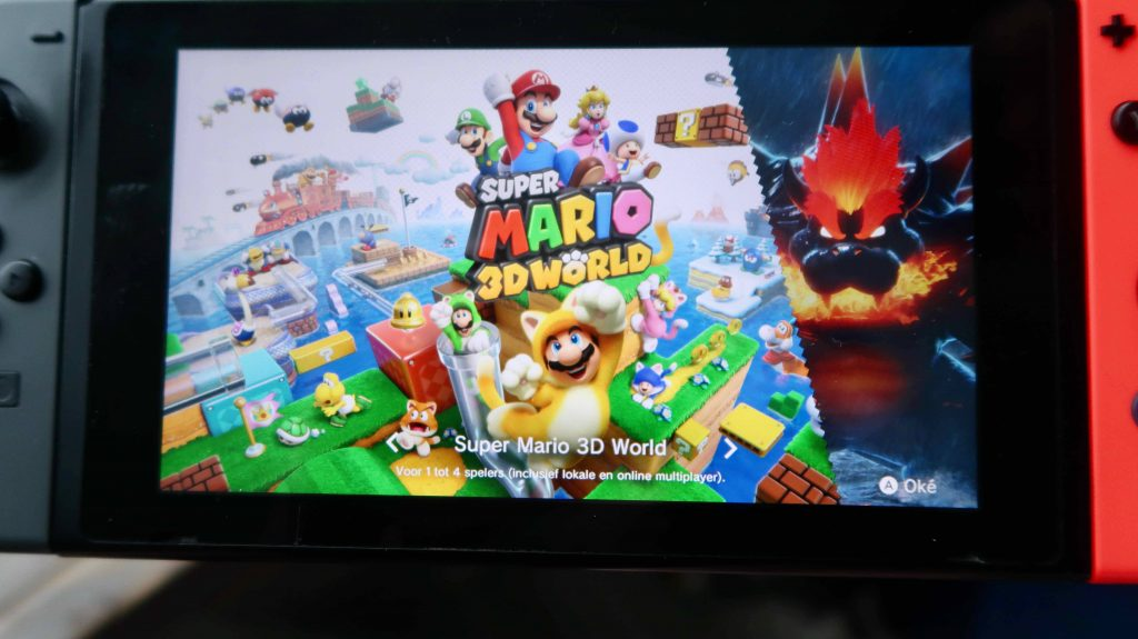 Super Mario 3D World + Bowser's Fury Nintendo Switch-review