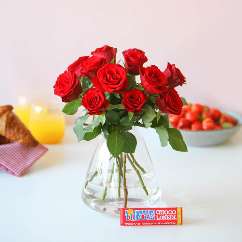 Tips voor een romantische thuisdate met Valentijnsdag