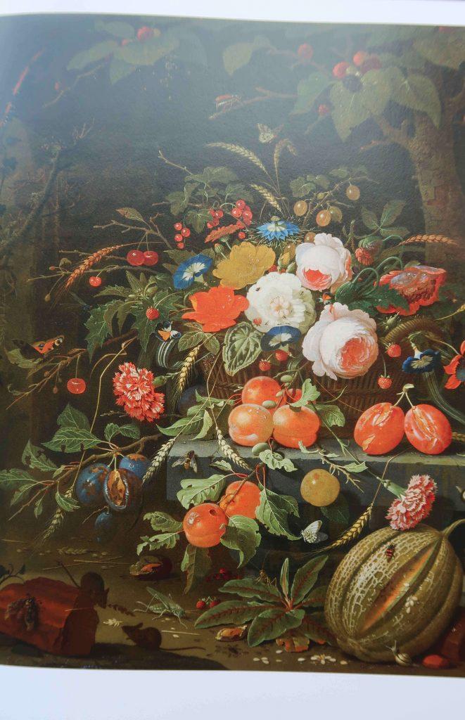 Vervlogen - geuren in kleuren. Tentoonstelling Mauritshuis