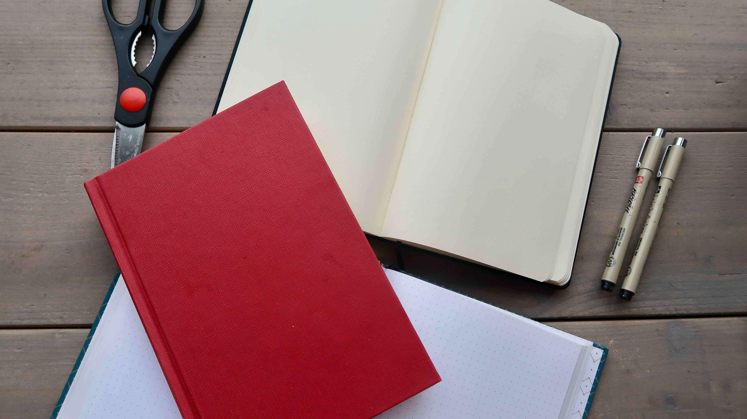 10 fantastische ideeën om een notitieboekje te vullen