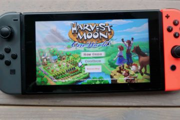 Harvest Moon: One World- Nintendo switch
