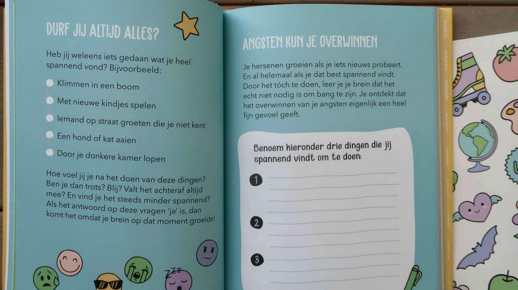 Brain Balance Journal for kids- kinderen positieve gewoontes aanleren