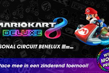 Doe mee aan het Mario Kart 8 Deluxe Seasonal Circuit Benelux