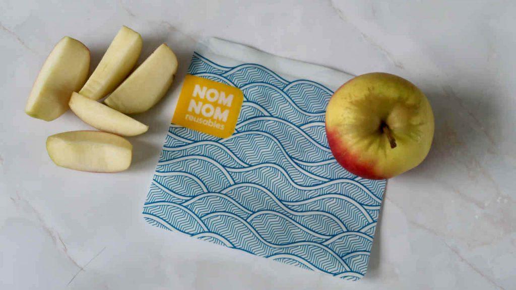 Duurzaam: Handige herbruikbare zakjes voor brood of snack