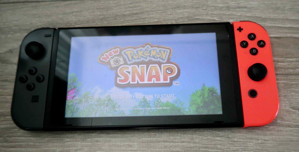 New Pokémon Snap- een spel voor de Nintendo Switch