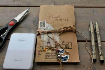 Maak je eigen Travel Journal