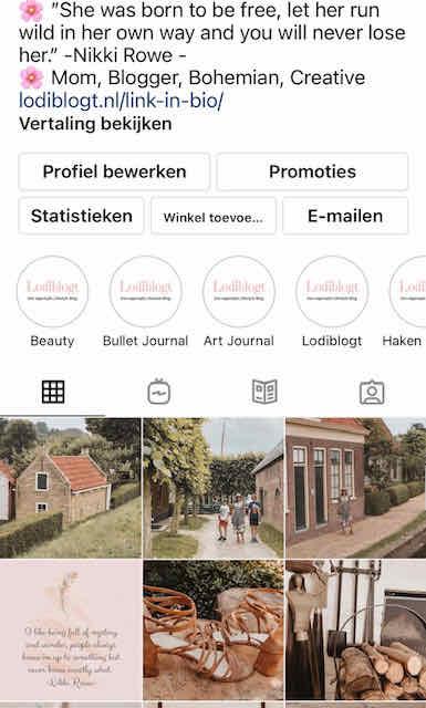 Presets gebruiken voor je Instagram foto's- hoe werkt dat nu