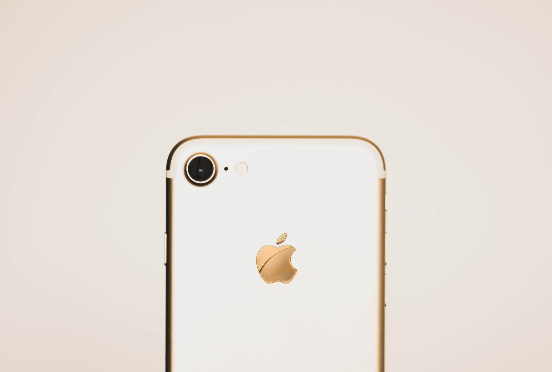 Wel een iPhone, niet de hoofdprijs