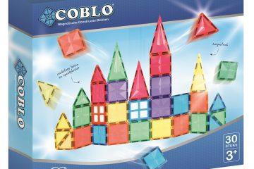 COBLO: kleurrijk, magnetisch speelgoed
