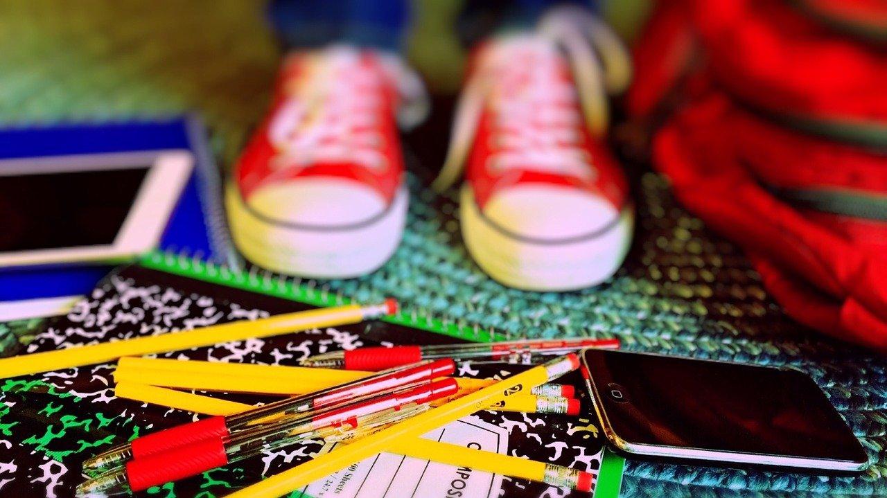 Het nieuwe schooljaar, waar moet je aan denken