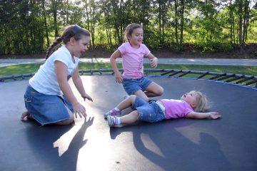 De voordelen van trampolinespringen, voor jou en je kids!