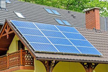 Hoe maak je nu het best zonnepanelen schoon-Tips