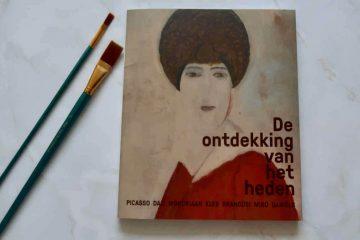Kunstboek: De ontdekking van het heden