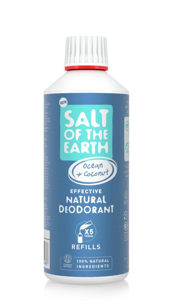 Salt of the Earth: dé nummer 1 in natuurlijke deodorant