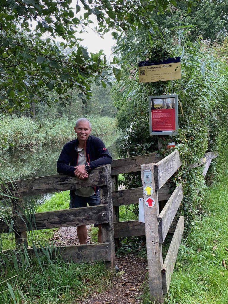 Wandelen in Noord-Holland met de gratis wandelnetwerk app