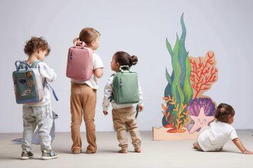 GOT BAG - kindercollectie rugzakken gemaakt van oceaanplastic