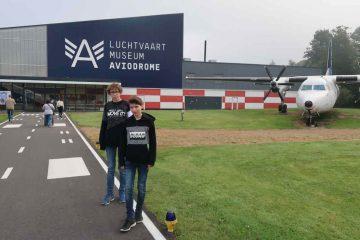 Uitjes in Nederland- Luchtvaart museum Aviodrome